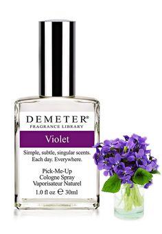 Demeter Fragrance Library Фиалка (Violet) 30 мл