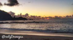 """natyDvenegas — Uno de mis lugares favoritos… """"playa de los..."""