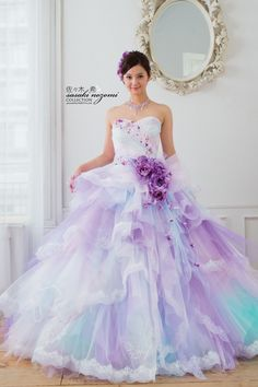Quinceanera Dress Styles – Three Steps to Finding the Perfect One Pretty Quinceanera Dresses, Pretty Prom Dresses, Unique Prom Dresses, Short Strapless Prom Dresses, Ball Gown Dresses, Beautiful Gowns, Beautiful Outfits, Wedding Dress Patterns, Fantasy Gowns