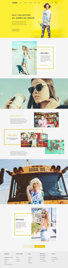 Here's 20 creative website design inspiration 2016 for web designers. These designs are not just creative but elegant too. Featuring these creative website design inspiration 2016 will be cool to. Layout Design, Design De Configuration, Web Ui Design, Web Layout, Typo Design, Flat Design, Print Design, Design Responsive, Design Websites