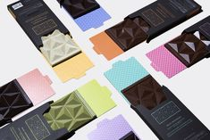Defonce Cannabis Infused chocolate bar package design and branding