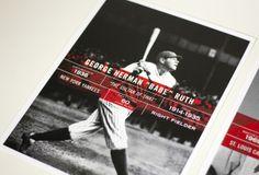 Rebranded: National Baseball Hall of Fame & Museum on Behance
