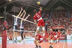 FIVB Volleyball Men's World Championship Poland 2014 | publiek!