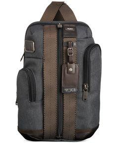 Tumi Men's Bravo Monterey Sling Bag
