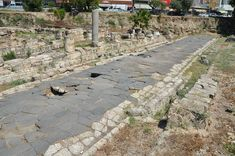 Roman road in Tarsus, S. Paul's birthplace, Cilicia, Turkey | Carole Raddato | Flickr