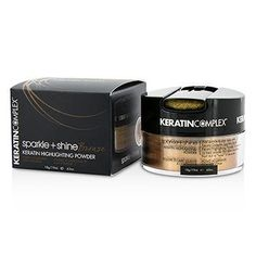 Keratin Complex Styling Tools Fashion Therapy Sparkle + Shine Keratin Highlighting Powder - # Bronze