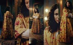 Claire's gorgeous robe