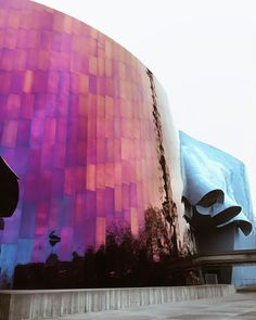 Museum of Pop Culture at Seattle Center  #Seattle