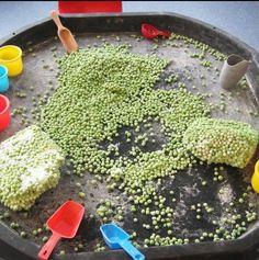 Glitterbugs Preschool - Frozen Peas & Scoops