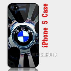 BMW Logo Custom iPhone 5 Case Cover