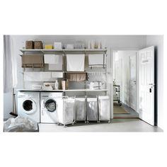 ALGOT Wandschiene/Böden/Wäschehalter - IKEA