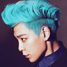 K-pop hair is what American pop hair aspires to be two years from now.