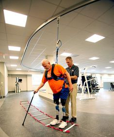 Fall Protection and Balance Systems | Physical Therapy