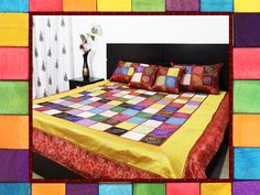 Vibrant BedCovers!