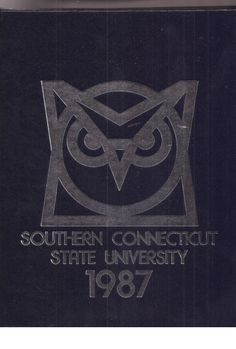 Southern Connecticut State University New Haven Connecticut 1987 Year Book