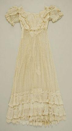 Dress  Date: ca. 1816 Culture: American