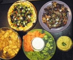 Amazing gluten free dips and so much more. http://buenprovechoenjoyyourfoodglutenfree.blogspot.com/2013/02/gluten-free-super-bowl-food-compelation.html