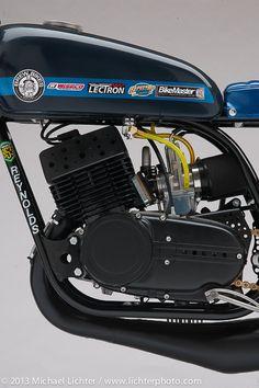 Streak - Yamaha RD350