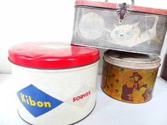 antiga lata de sorvete kibon anos 50!!!