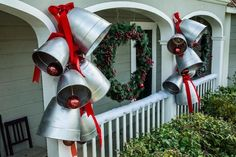 Outdoor Christmas Decor - Ready to really step in up a notch without breaking the bank? Consider some of these ideas for creating AMAZING outdoor Christmas Decor!