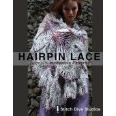 Hairpin Lace: Tutorial & Innovative Patterns - Book
