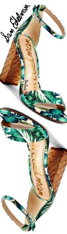 ❈Téa Tosh❈ Sam Edelman, Yaro Ankle Strap Sandal