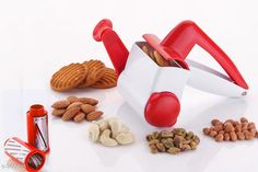 Knives & Knife Set Dry Fruit Slicer And Cheese Grater  *Materials * Stainless steel & Plastic   *Description * It has 2 in 1 Dry Fruit Slicer And Cheese Grater  *Sizes Available* Free Size *   Catalog Rating: ★4.1 (548)  Catalog Name: All About Kitchen Utilities Vol 18 CatalogID_39148 C135-SC1648 Code: 722-365635-