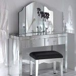 : makeup vanity table