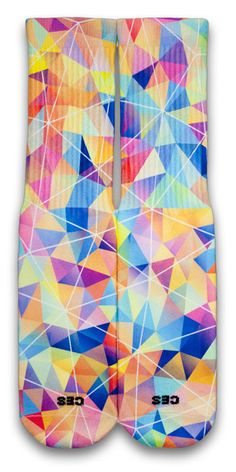 Diamond CES Custom Socks