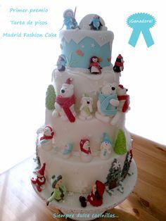 Mi tarta ganadora