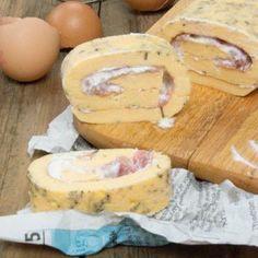 Omelette Roulade