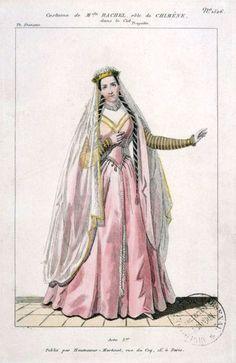 Les carnets d'Eimelle littérature théâtre voyage: Chimène Le Cid art costume