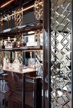 Bespoke Bar Designed by Casa Forma.
