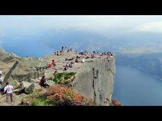 Nordkapp Tour 2013 Polarkreis und Lofoten - YouTube