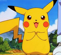 I got: Pikachu! Which Starter Pokemon Is Most Like You?