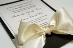 Elegant Traditional Black and White/Ivory by dovetaildesignok, $3.00