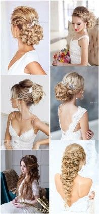 Wedding Hairstyles For Long Hair braided wedding hairstyles for long hair - Deer Pearl Flowers - Top Wedding Ideas - braided wedding hairstyles for long hair Wedding Hairstyles For Long Hair, Wedding Hair And Makeup, Wedding Updo, Bride Hairstyles, Trendy Hairstyles, Bridal Hair, Hair Makeup, Hairstyle Ideas, Bridesmaid Hairstyles