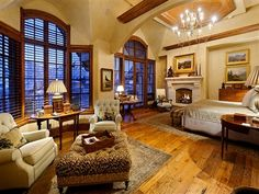 Next image >> Master bedroom - Aspen, Colorado