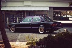 Not Better - Just First: Charlie Scott's 1981 BMW E21 320i