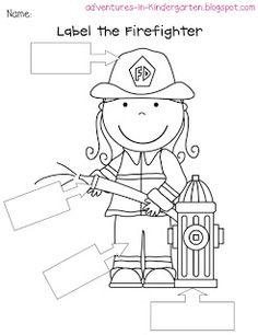 Dalmation Helps Teach Fire Safety