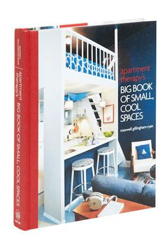 Apartment Therapy's Big Book of Small, Cool Spaces, #ModCloth