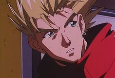 """Vash The Stampede, from """"Trigun""""    I love this man. Everyone loves this man. Who couldn't love this man?!"""