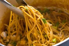 5-Ingredient, One-Pot Asian Noodles