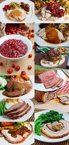 10 Thanksgiving Main Course Recipes