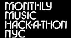 #HipHopHacks Partner: A super duper shout-out to our peeps Adam and Jonathan at Monthky @MusicHackathon. Check their monthly events at http://ift.tt/1f4uual  #hiphophacks #hackathon #html #css #production #DJ #javascript #twilio #songwriting #lyricism #patents #music #copyrights #trademarks #arduino #graffiti #spotify #startup #stem #younghackers #steam #mixtapemuseum #hiphopeducation #journalism #hiphoped by mixtapemuseum
