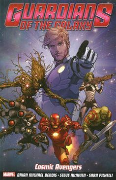 There's a new rule in the galaxy: no one touches Earth! Why has Earth become the most important planet in the galaxy? That's what the Guardians of the Galaxy are going to find out, in 'Cosmic Avengers'.