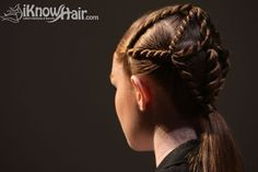 Fantasy Braid Hairstyles. Many of them are in the page.