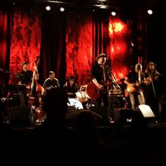 Reckless Kelly, Vandoliers & Aaron Einhouse performed on Friday at Granada Theater