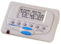 Best price on BellSouth Caller ID with Call Waiting CI-85LX - English or Spanish Display  See details here: http://topofficeshop.com/product/bellsouth-caller-id-with-call-waiting-ci-85lx-english-or-spanish-display/    Truly the best deal for the inexpensive BellSouth Caller ID with Call Waiting CI-85LX - English or Spanish Display! Have a look at this low priced item, read customers' opinions on BellSouth Caller ID with Call Waiting CI-85LX - English or Spanish Display, and order it online…