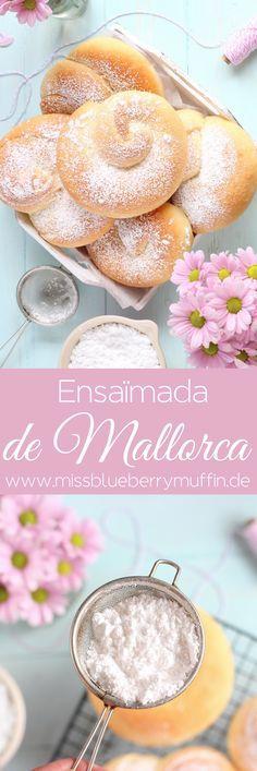 Ensaïmada de Mallorca // Fernweh // Urlaubsrezept <3